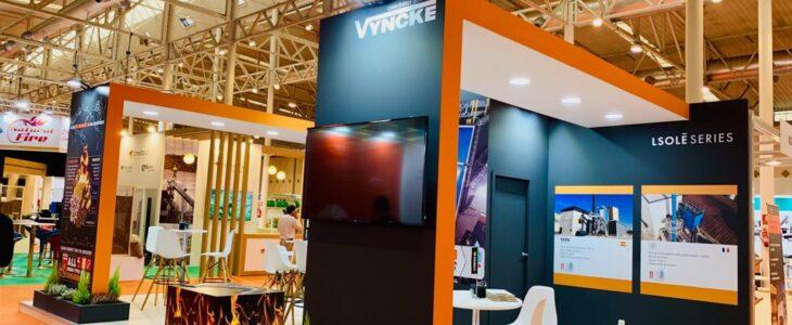 Vyncke Expobiomasa 2019