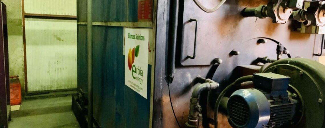 Calderas de Biomasa Mantenimiento i